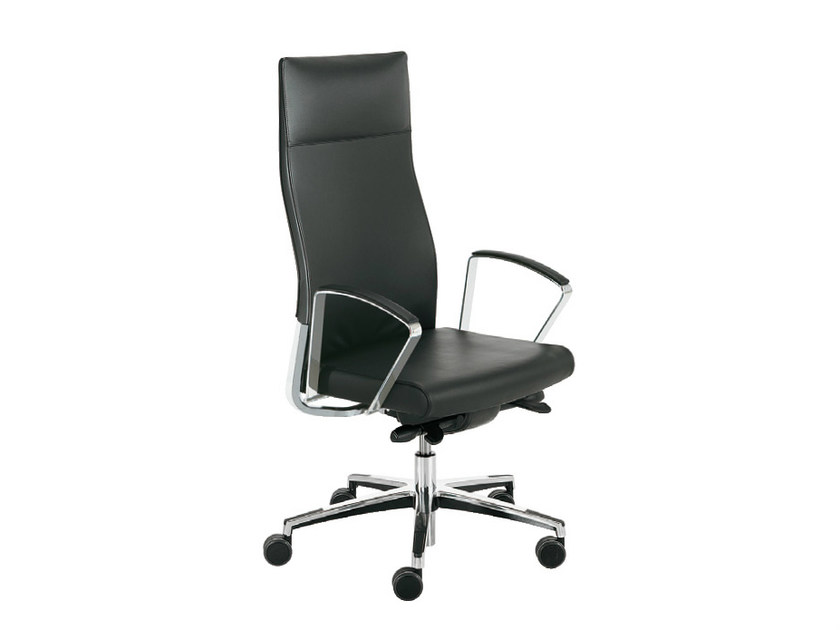 High-back executive chair WIN-S SLIM | High-back executive chair by Sesta