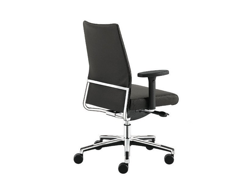 High-back executive chair WIN-S SLIM | Executive chair by Sesta