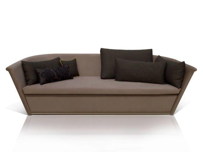 3 seater fabric sofa OPEN by JOSE MARTINEZ MEDINA