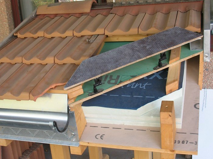 Composite panel for roof RADIANT BARRIER by NORDTEX