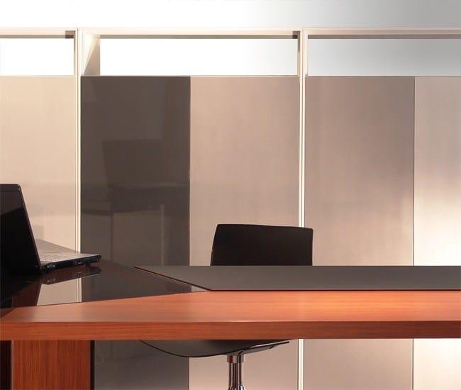 Tall office storage unit BIS.150 by JOSE MARTINEZ MEDINA