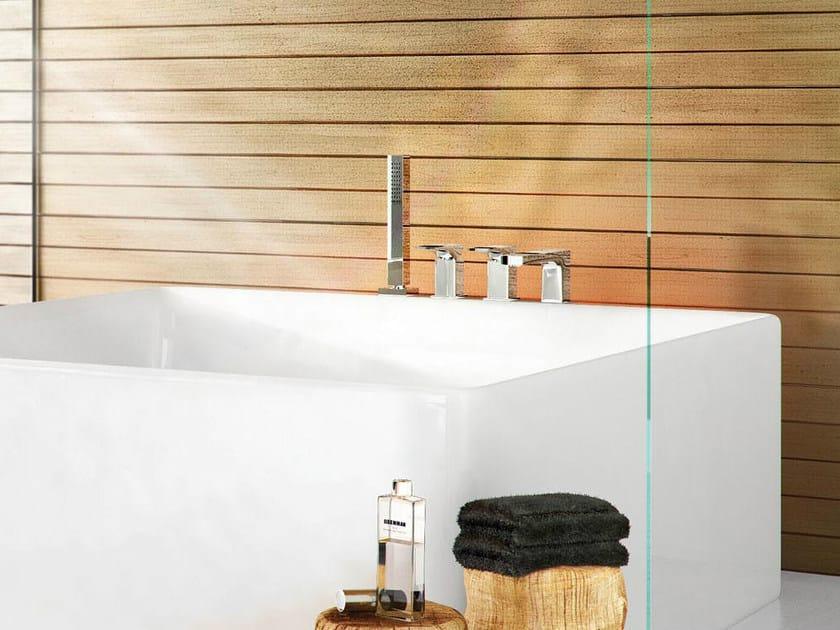 Thermostatic bathtub set ZETA | Bathtub set by FIMA Carlo Frattini
