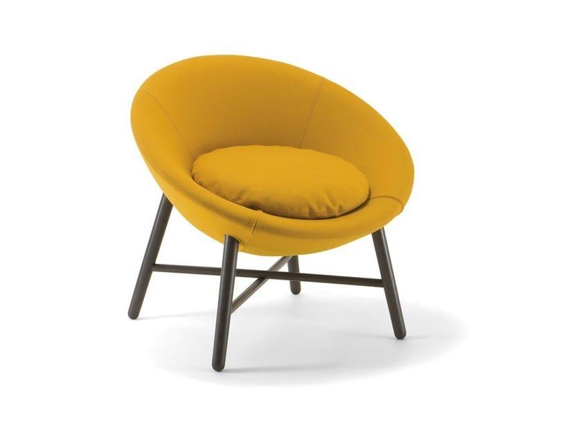 Cocoon Easy Chair By Cizeta Design Studio Thesia Progetti