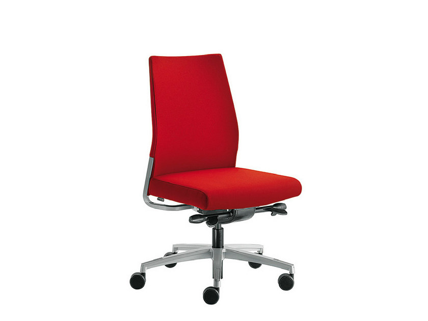 Task chair with 5-Spoke base WIN-S SLIM | Task chair with 5-Spoke base by Sesta