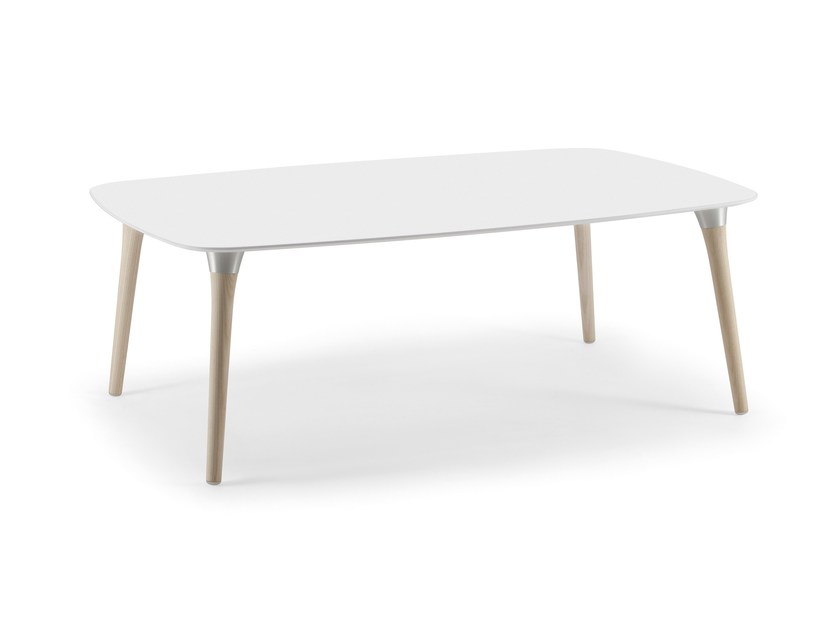 Rectangular coffee table for living room SPRING | Rectangular coffee table by Cizeta L'Abbate