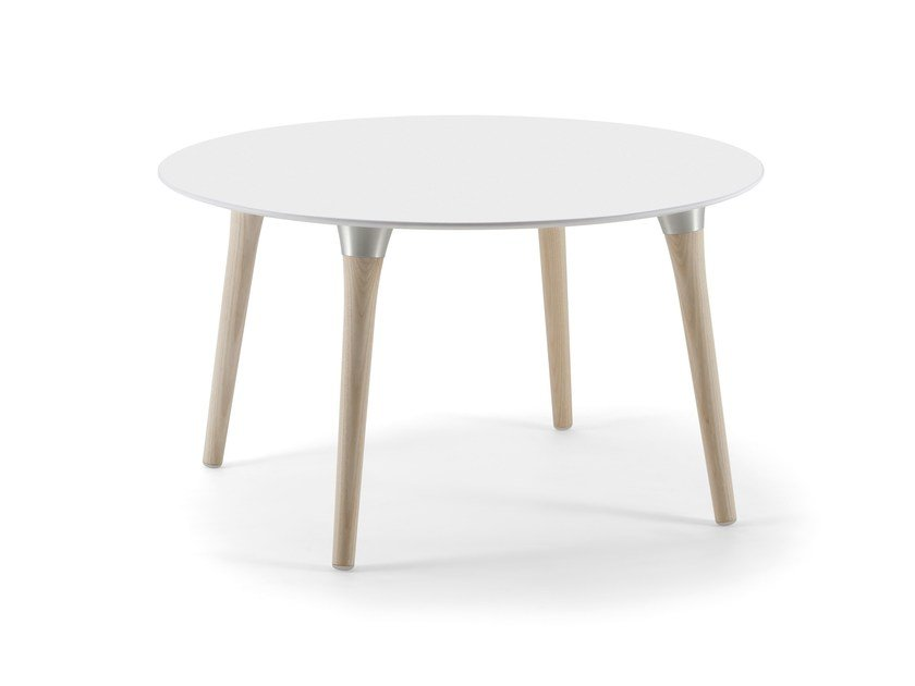 Round coffee table for living room SPRING | Round coffee table by Cizeta