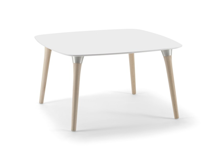 Square coffee table for living room SPRING | Square coffee table by Cizeta