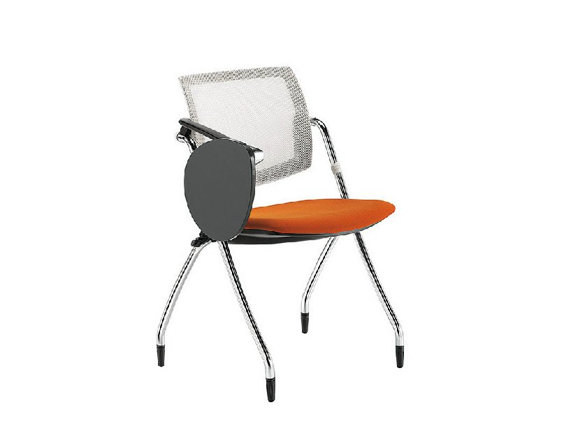 Training chair with writing tablet Q-GO | Training chair by Sesta