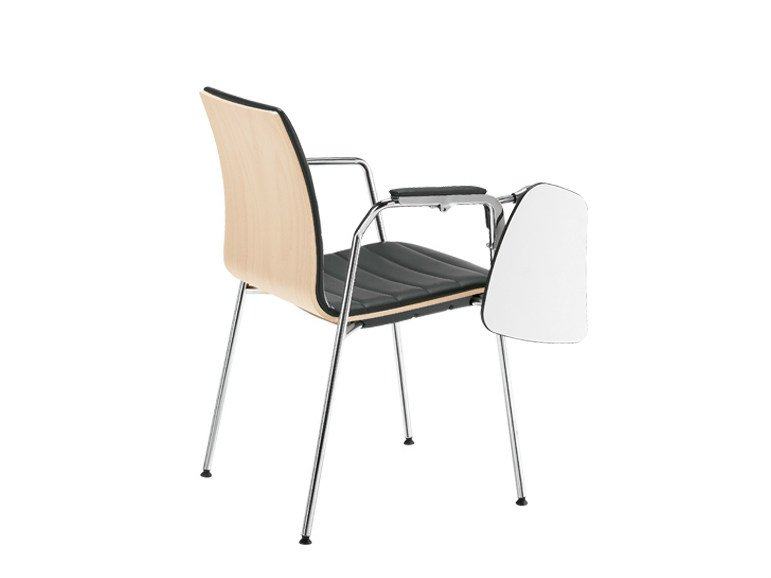 Training chair with writing tablet Q-2   Training chair by Sesta