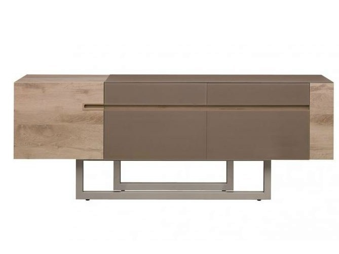 Wooden sideboard with doors ADULIS by GAUTIER FRANCE