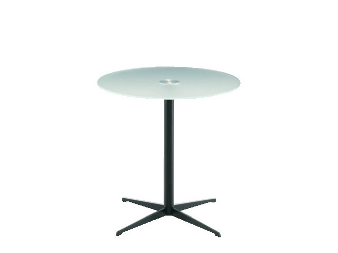 Round contract table LOLA | Contract table by Sesta