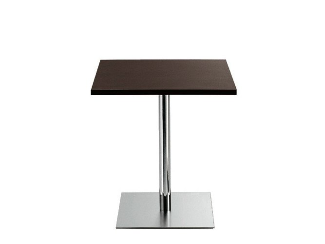 Square contract table Contract table by Sesta