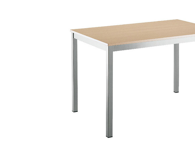 Rectangular meeting table Meeting table by Sesta