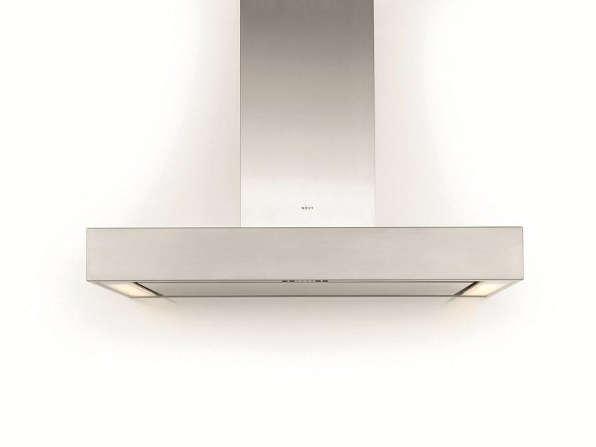 Wall-mounted cooker hood with integrated lighting 7216 PRO'LINE by NOVY
