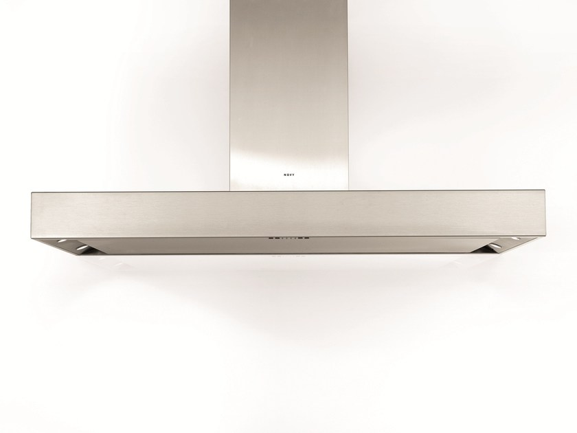 Wall-mounted cooker hood with integrated lighting 7226 PRO'LINE by NOVY