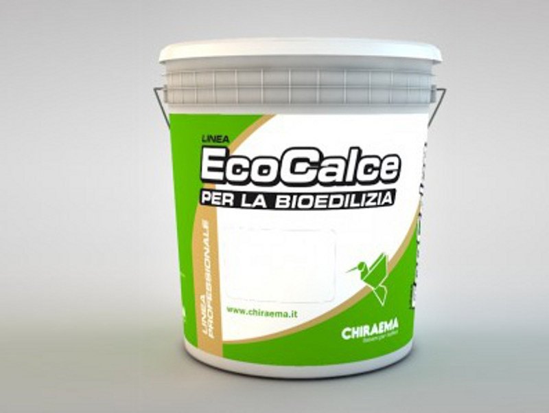 Ecological varnish and paint for sustainable building CA 150 CALCE ANTICA by CHIRAEMA