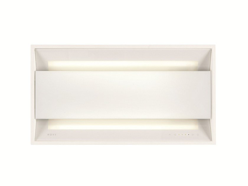 Built-in cooker hood with integrated lighting 894 TOUCH by NOVY