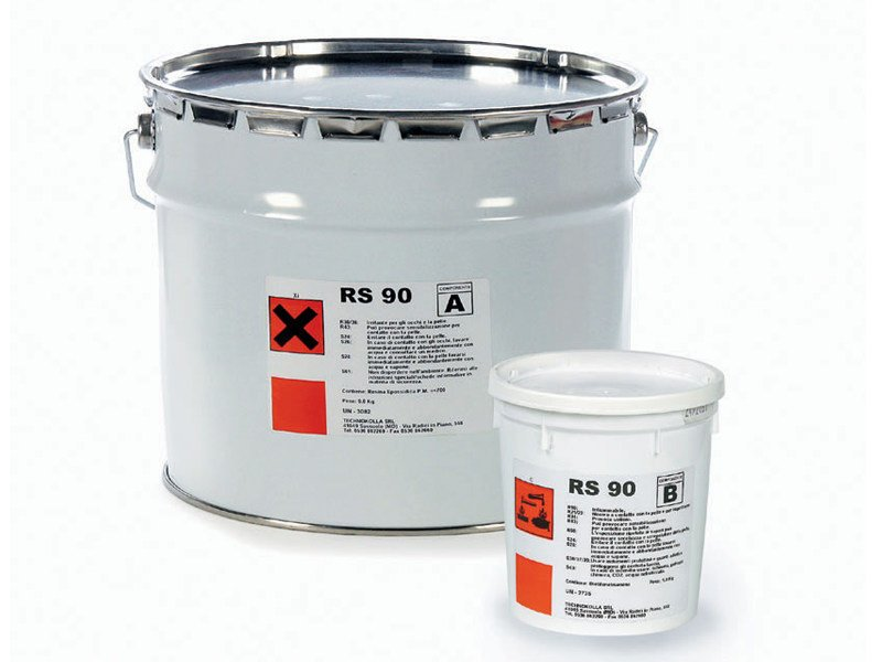 Adhesive for flooring RS-90 by TECHNOKOLLA - Sika