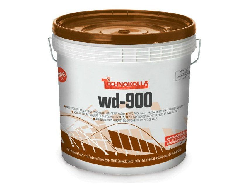 Adhesive for flooring WD-900 by TECHNOKOLLA - Sika