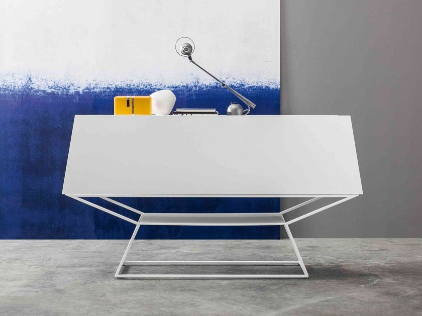 Lacquered sideboard SPRING by Bonaldo