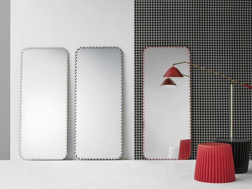 Rectangular mirror SPIRAL MIRROR by Bonaldo