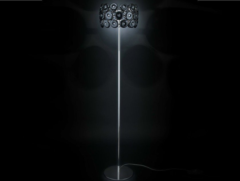 Crystal floor lamp STAR | Floor lamp by Metal Lux