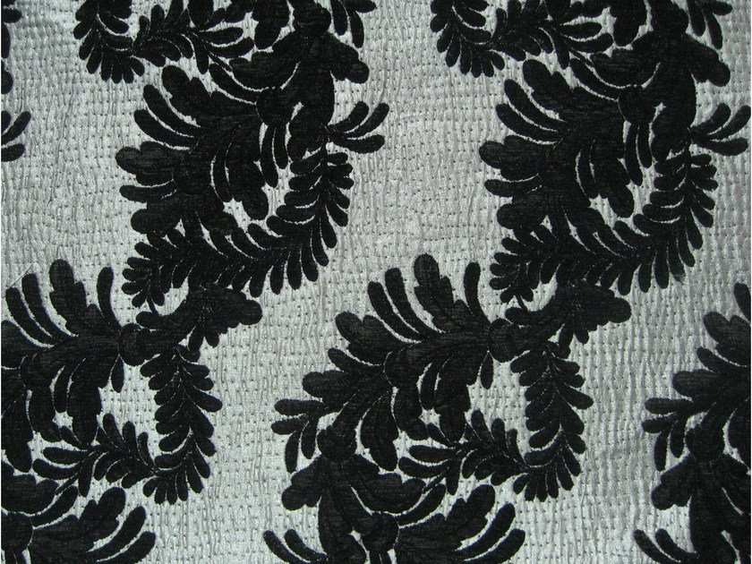 Cotton fabric with floral pattern MAXIMILIAN by KOHRO