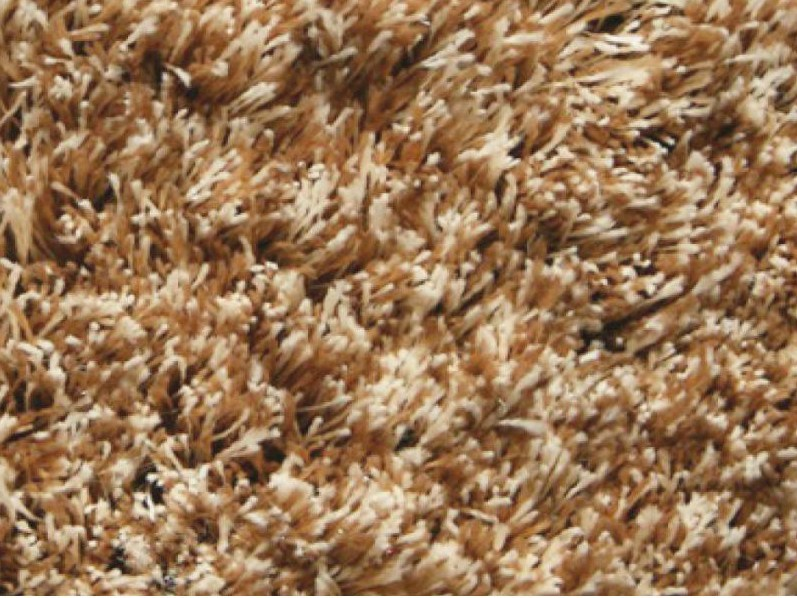 Solid-color handmade polyester rug STEP CARPETS | Handmade rug by EBRU