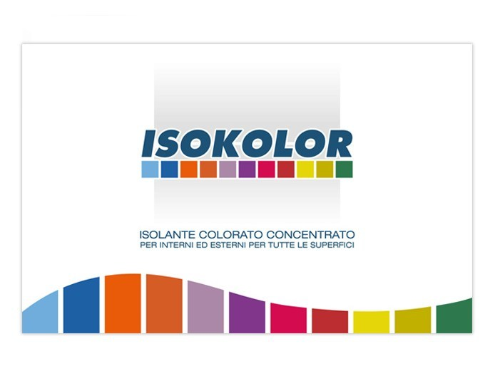 Base coat and impregnating compound for paint and varnish ISOKOLOR by COLORIFICIO ATRIA