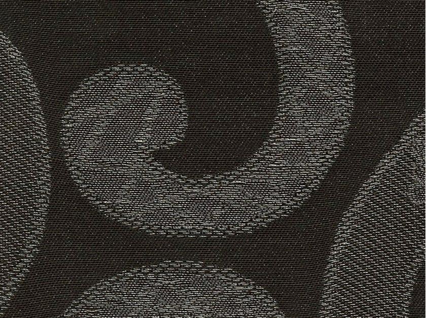 Paisley cotton fabric TRIASSIC PAISLEY by KOHRO
