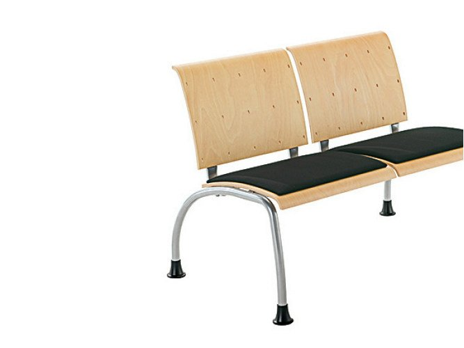 Beech beam seating TOMMY | Beech beam seating by Sesta