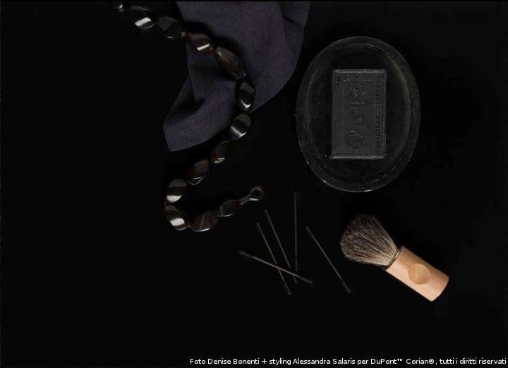 Corian® DeepColour™ Technology DuPont™ Corian® Deep Nocturne