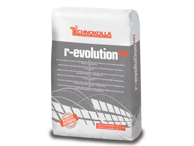 Special cement R-EVOLUTION HD by TECHNOKOLLA - Sika