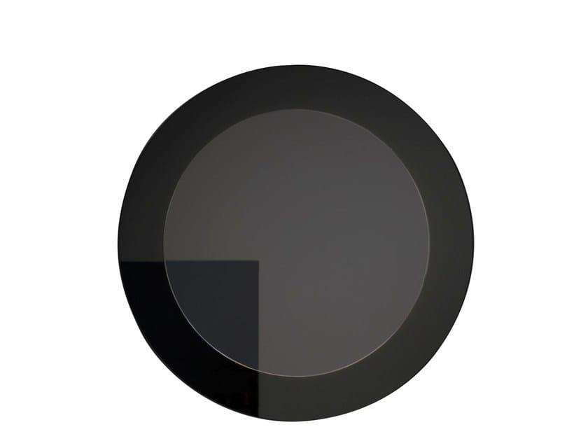 Wall-mounted round mirror BRAME   Round mirror by Rexa Design