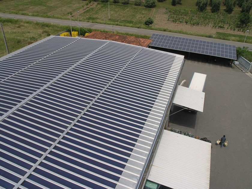 Monitoring system for photovoltaic system SOLAR DECK by ISCOM