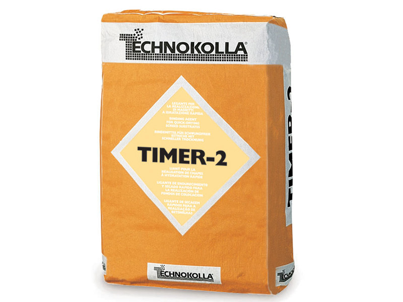 Screed and base layer for flooring TIMER-2 by TECHNOKOLLA - Sika
