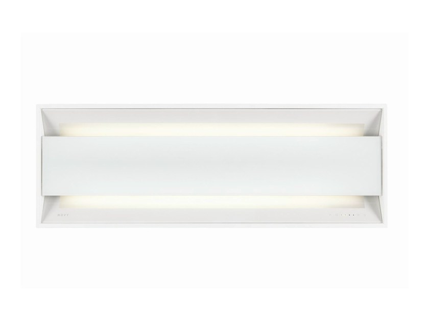 Built-in cooker hood with integrated lighting 896 TOUCH by NOVY