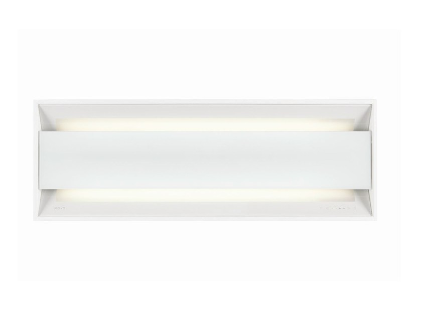 Built-in cooker hood with integrated lighting 897 TOUCH by NOVY