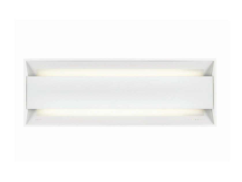 Built-in cooker hood with integrated lighting 898 TOUCH by NOVY