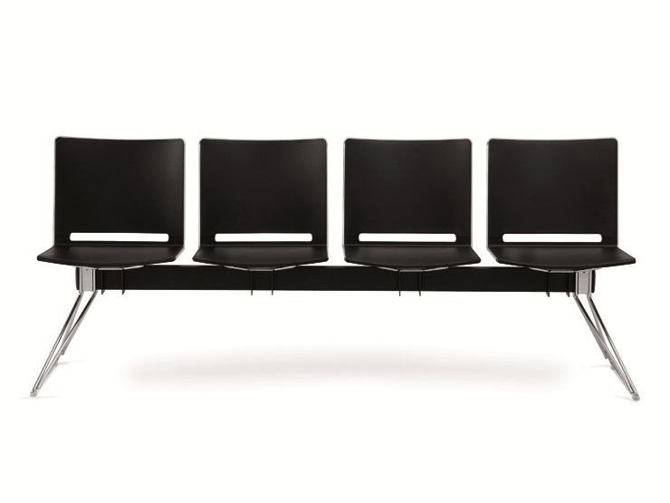 Polypropylene beam seating FILÒ PLASTIC | Beam seating by Diemmebi