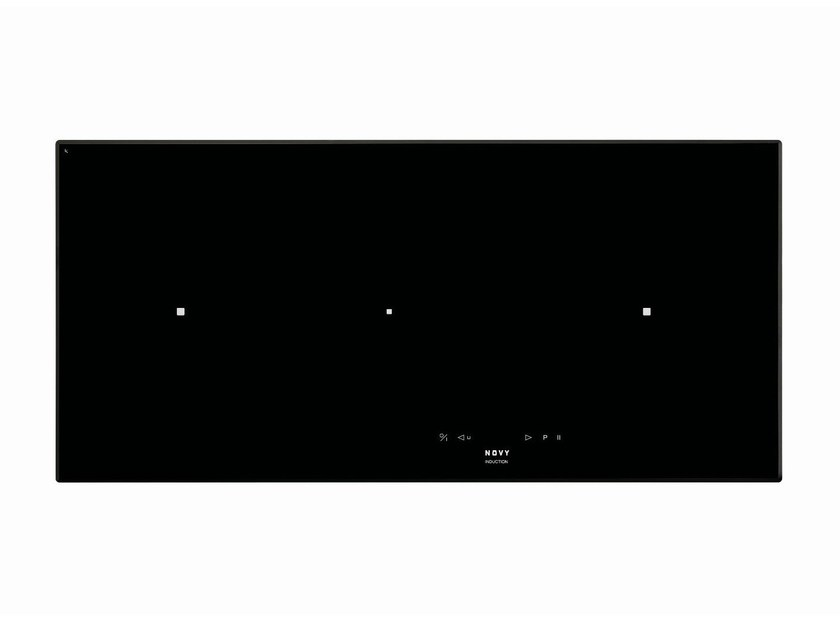 Induction hob 1756 INDUCTION COMFORT by NOVY