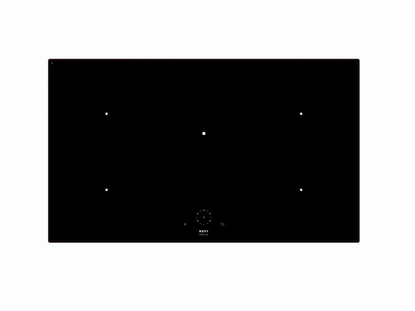 Induction hob 1758 INDUCTION COMFORT by NOVY