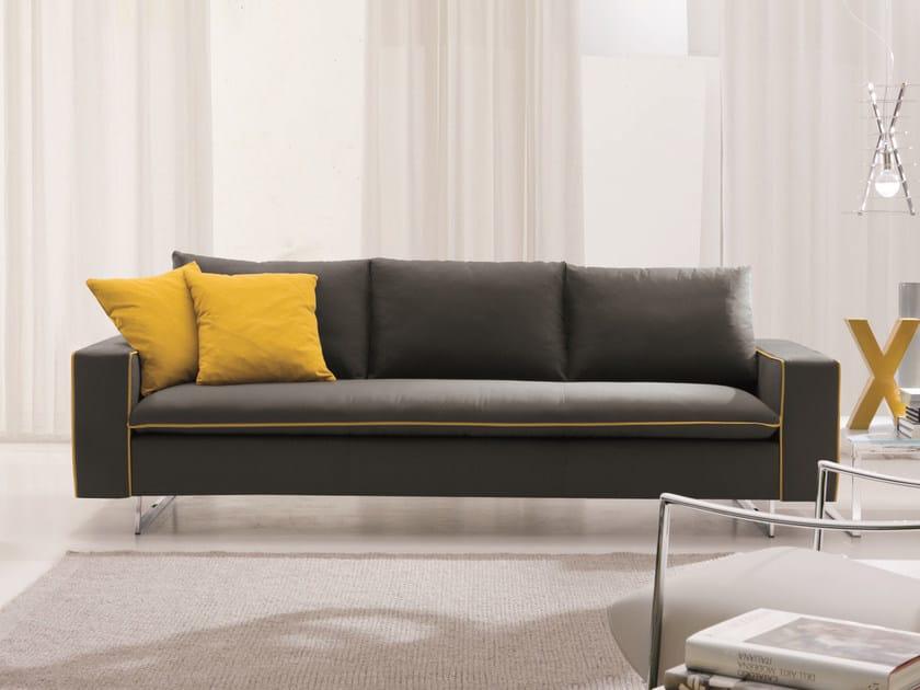 3 seater sofa PLANET | Fabric sofa by Bontempi
