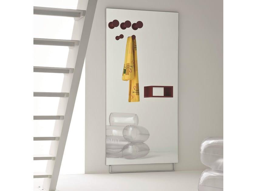Wall-mounted hall mirror Rectangular mirror by Birex