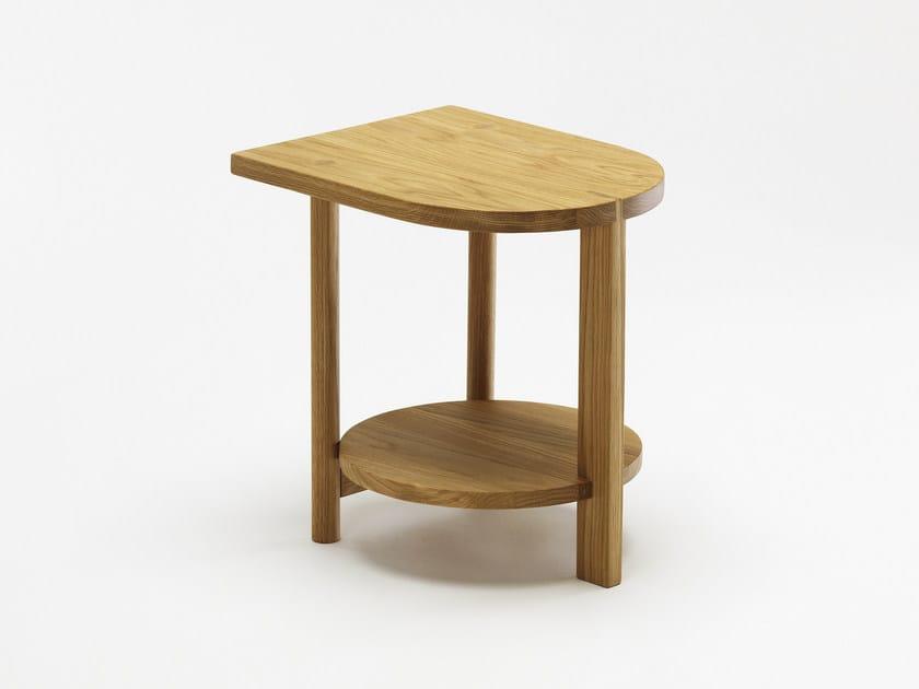 Oak coffee table HARDY by Zilio A&C