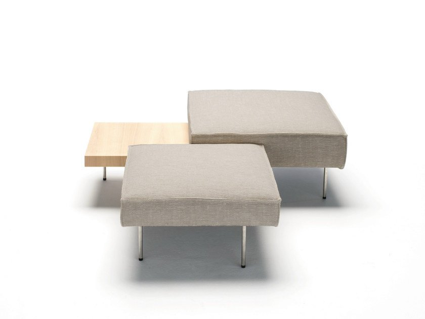 Contemporary style stool / coffee table UPLAND by Living Divani