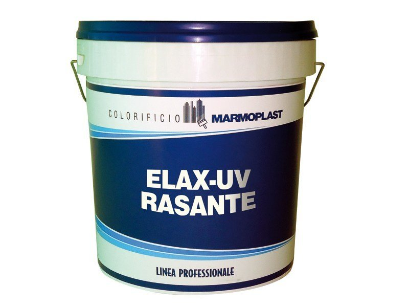Base coat and impregnating compound for paint and varnish ELAX-UV RASANTE by Marmoplast