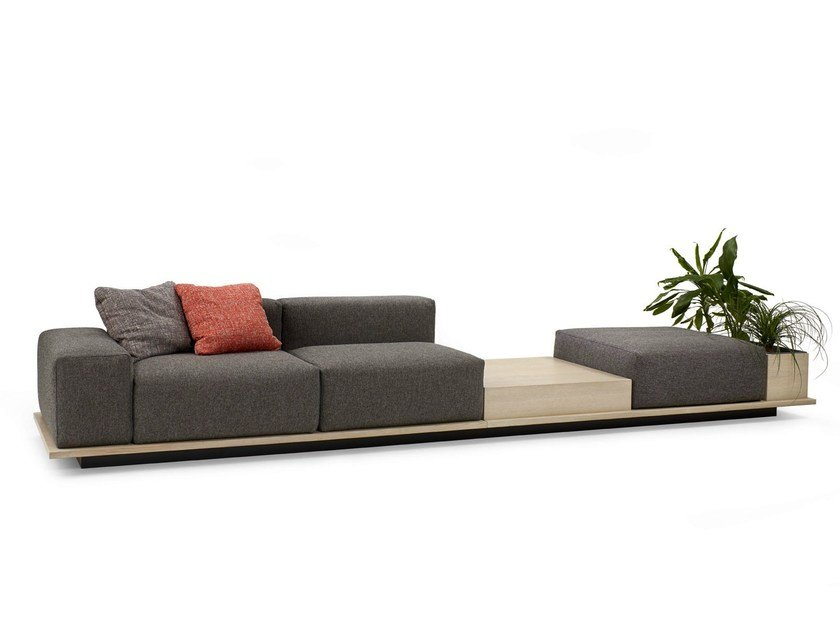 Sofa system MEET by Offecct