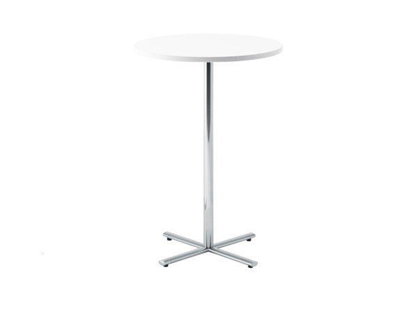 Round high table TEMPEST | Round table by Howe