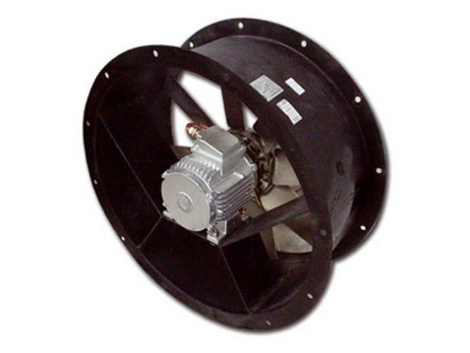Mechanical heat and smoke evacuator Mechanical heat and smoke evacuator by CAODURO